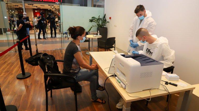 Още два мола се включиха в инициативата за масова ваксинация