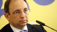 Бившият вицепремиер Николай Василев оглавява екип от експерти в проекто-кабинета