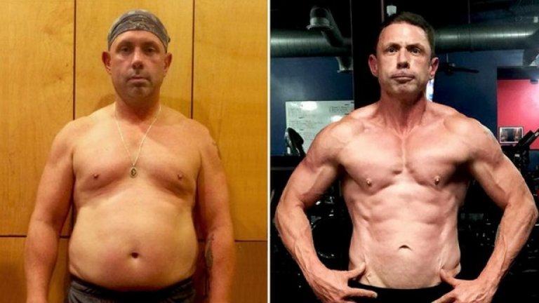 Майкъл Коул  Той е гласът на WWE и като коментатор няма никакво задължение да се грижи за тялото си. Но преди две години от кеч федерацията обърнаха внимание, че Коул се е подложил на интензивни тренировки с личен треньор и е променил хранителния си режим, за да свали близо 30 килограма и да се вкара в изключителна форма. Говорейки за трансформацията си, той призна, че на 48 г. се чувства по-добре, отколкото на 21.