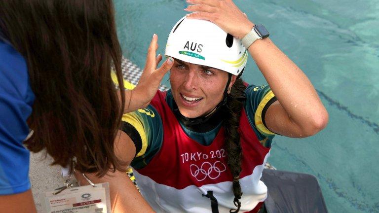 Как една австралийка спечели олмипийски медал благодарение на... презерватив