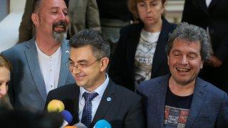 Тошко Йорданов беше категоричен, че това промени по състава на проекта за МС няма да има