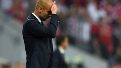Гуардиола не успя да се противопостави на бившия си тим