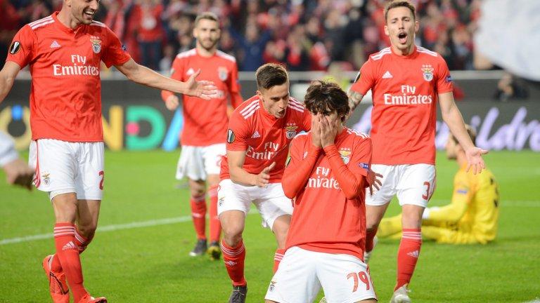 Жоао Феликс (Бенфика)  Очерта се като големия талант на португалския футбол и е сравняван с Руи Коща заради невероятната си техника и въображение в предни позиции. Може да играе на всички позиции в атаката, а все още няма навършени 20 г. В португалското първенство се отчете с 15 гола и 9 асистенции, стана и най-младият футболист с хеттрик в Лига Европа. Логично, големите клубове са заинтригувани и изглежда въпрос на време Феликс да осъществи бомбастичен трансфер.