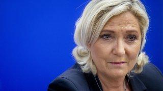 """Тя иска да бъде кандидатът на всички, """"които желаят да води националната борба"""""""