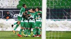 Лудогорец дръпна с 11 точки на ЦСКА след голово шоу в Коматево
