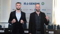 Деян Топалски не успя да спечели европейската титла на WAKO PRO