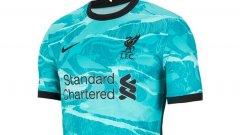 """Шеф на Nike обясни """"тюркоазеното чудо"""", което Ливърпул ще облича за гостуванията"""
