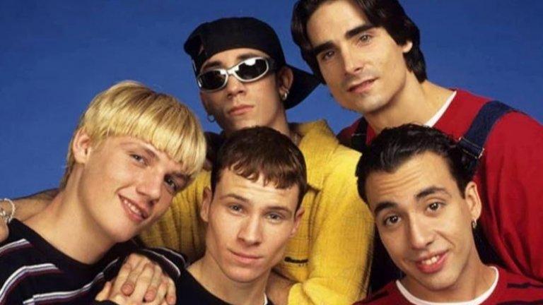 4. Backstreet Boys - I Want It That Way (1999)  Шведските композитори Андреас Карлсон и Макс Мартин все още работят по английския си, когато измислят куплетната фраза You are my fire / The one desire. С нея започва една от емблематичните песни от златната ера на бой бандите. Backstreet Boys остават може би най-любимата формация от този тип и на българската публика, а с този свой сингъл (стигнал №1 в над 25 страни) и с третия си албум Millenium окончателно покориха музикалния свят.