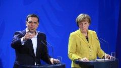 Срещу Ципрас вече има протести в Гърция