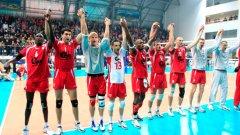 Волейболистите на ЦСКА спечелиха тази вечер 29-та шампионска титла в историята на клуба