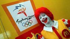 McDonald's имаше договор до летните игри в Токио през 2020 г., но с МОК са постигнали споразумение да го прекратят три години по-рано