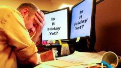 Освен по-ефективната работа, 4-дневната работна седмица подобрява и духа на служителите и благосъстоянието им.