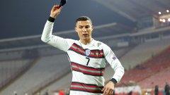 Съдията се извини на Роналдо и Португалия за незачетения гол
