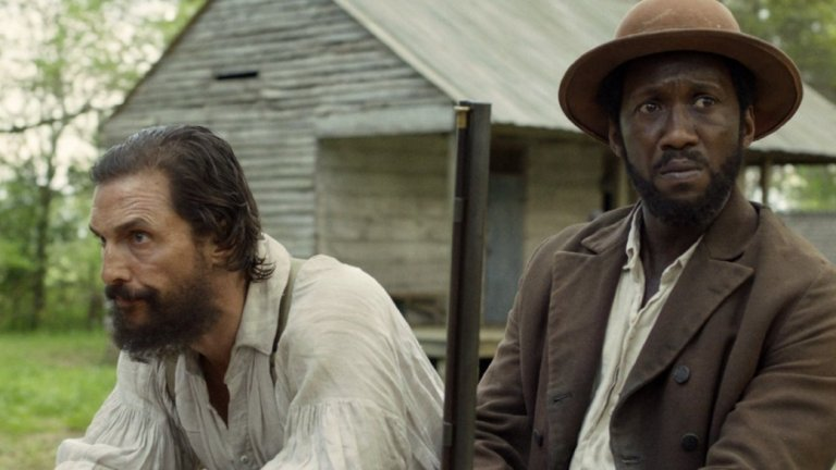 Free State of Jones (2016)   Историческата драма с Матю Макконъхи разказва за бунт по време на Гражданската война в САЩ. Там Али е водач на група избягали роби.