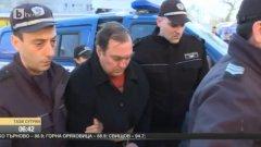 Иван Евстатиев беше осъден през май за изнасилването на 16-годишно момиче.