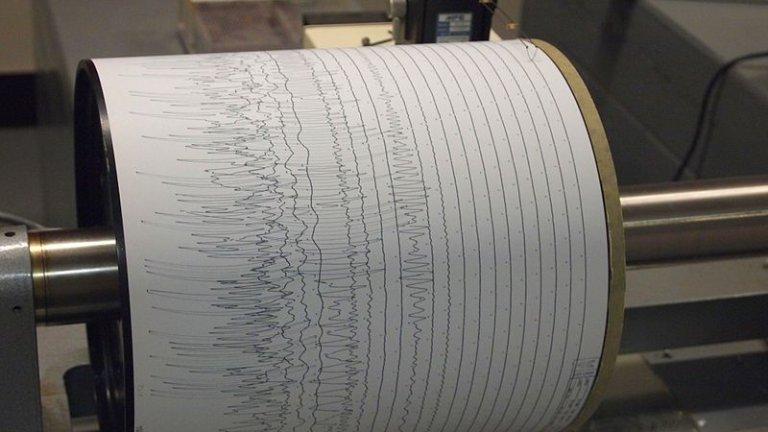 Според данните трусът е бил с магнитут 5,1 по скалата на Рихтер