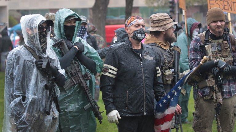 ФБР осуети таен план на крайнодесни екстремисти за разпалване на гражданска война