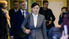 Според еврокомисар Юрова има и официални изявления в Русия, директно насочени срещу ЕС