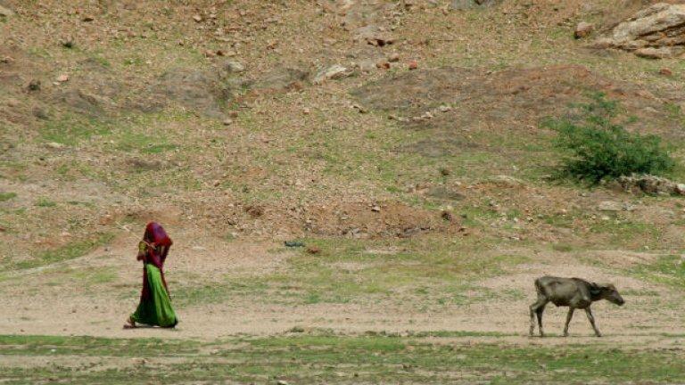 Най-бедните ще усетят най-силно климатичните промени