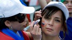Млади, красиви и образовани - анти- или за Владимир Путин...