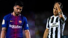 Със сигурност, Луис Суарес и Пауло Дибала винаги се борят да бъдат №1, но едва ли точно в тази антикласация...