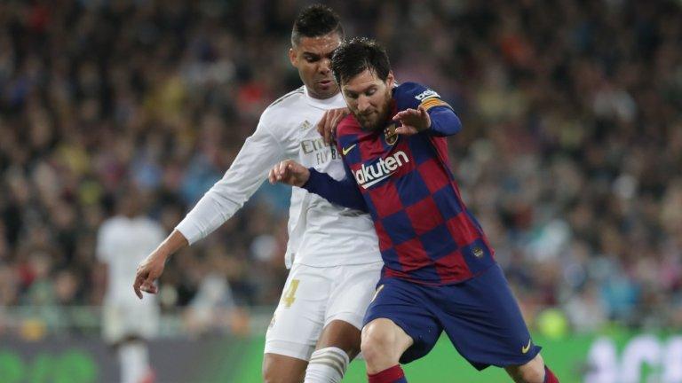 Барса - Реал, Юнайтед - Челси и още големи мачове днес