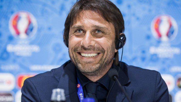Антонио Конте (Челси)  Беше официално уволнен през юли, но изходът беше ясен много преди това. През почти целия сезон италианецът се държеше като човек, който прави всичко възможно да убеди шефовете си да се отърват от него. Докато на терена Челси се мъчеше, мениджърът не спря да изразява недоволство от клубната йерархия и да предизвиква ръководството през медиите. В първия си сезон с Челси Конте спечели титлата и изглеждаше бетониран на поста, но лятната селекция го разочарова, след като самият той се отказа от Диего Коща с един прословут SMS. През ноември беше спряган за наследник на Лопетеги в Реал, но капитанът Серхио Рамос му даде да разбере, че е нежелан и сега Конте продължава да е без работа.