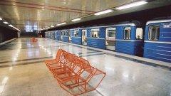 """Метростанциите, на които засега може да се влиза единствено чрез няколко клика с мобилния телефон, са """"Сердика"""", """"Константин Величков"""" и """"Люлин""""."""