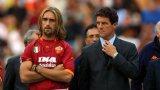 Фабио Капело се сблъска с не една и две големи звезди по време на треньорската си кариера.