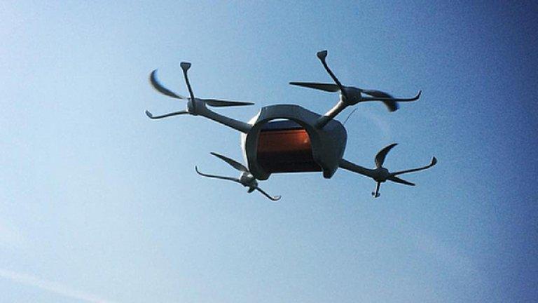 Засега швейцарските пощи гледат на дроновете като на средство за доставка в извънредни или спешни случаи