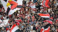 """Стадионът на клуба """"Allianz Riviera"""" е с капацитет от 36 хил. места, а за музикални концерти може да победе до 44 хил."""