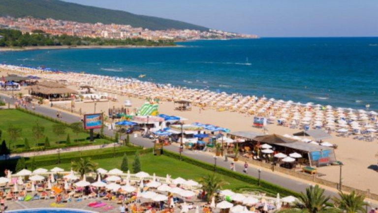 Слънчев бряг е най-евтиният курорт за британците