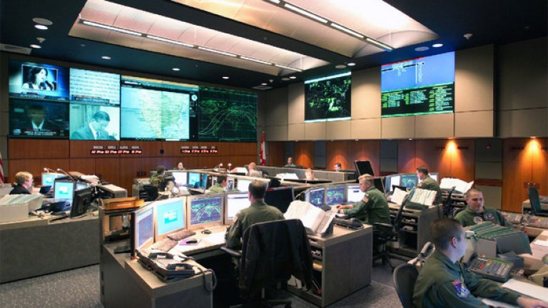 Съвместното командване на силите иска да се сдобие с нов команден център