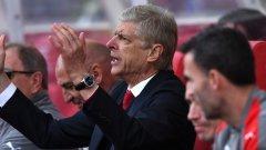 Докато Венгер водеше Арсенал, отборът загуби гостувания на Стоук шест пъти