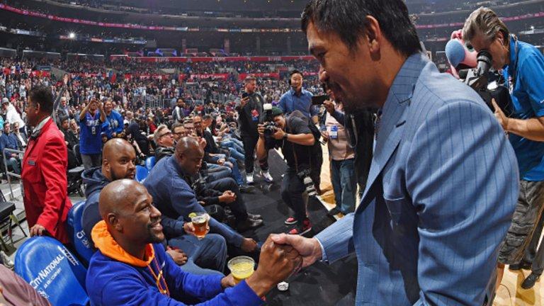 8. Мани Пакиао, бокс – 425 милиона долара 25-те pay-per-view мача на Пакиао са осигурили приходи (не само на него) от над 1,3 милиарда долара.