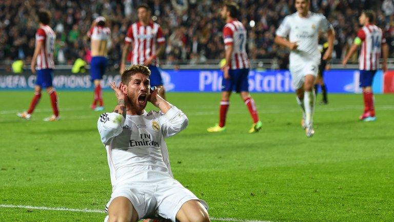 Голът му в 93-тата минута на финала срещу Атлетико Мадрид завинаги ще остане в историята на турнира и в тази на Реал