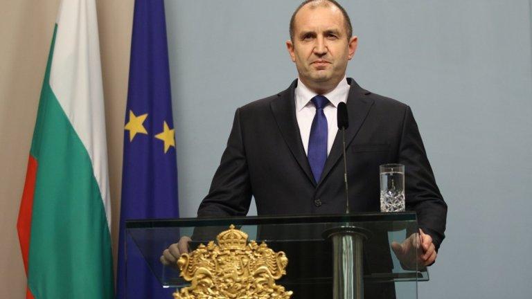 Българският президент иска и да се повдигне въпроса за изгонените от Турция тракийски българи
