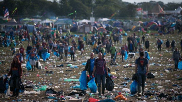 """В края на трите фестивални дни фермата """"Уърти"""" беше като след зомби апокалипсис"""