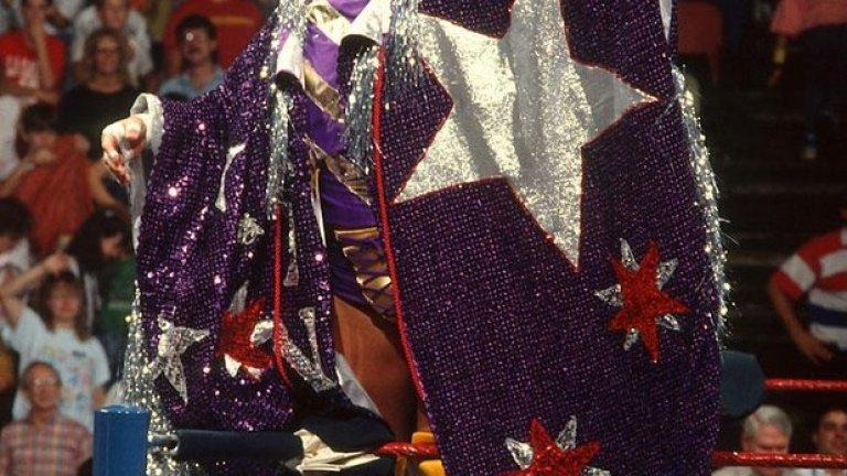 Мачо Кинг всъщност е Мачо Мен - но в по-късен период от ролята му в Wrestlemania. Ранди Савидж с други думи, както е името му.