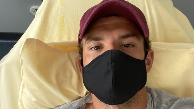 Григор Димитров е с коронавирус