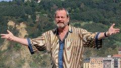 Големият Тери Гилиъм вдъхнови българските киномани със своето присъствие и своите филми в програмата на СФФ