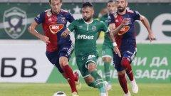 Лудогорец стигна до само 0:0 в домакинството си на унгарския МОЛ