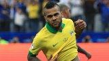 Със славния Дани Алвеш начело, Бразилия се хвърля за олимпийското злато и нищо по-малко