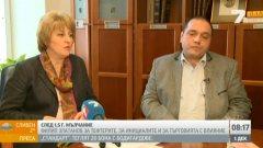 Защитничката на Филип Златанов - Ирен Савова - е била следена и заплашвана в дните около последното заседание на делото за Тефтерчетата.