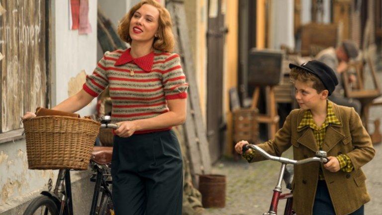 """Тя е смела и силна """"жена в панталони"""", която няма да се страхува да удари капитан от нацистката армия между краката, нито да направи това, което смята за правилно."""