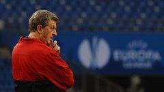 Рой Ходжсън засега пази мълчание за интереса на Ливърпул към него
