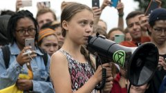 """""""Докато има нужда от активисти, аз ще бъда активист"""", подчертава Тунберг"""