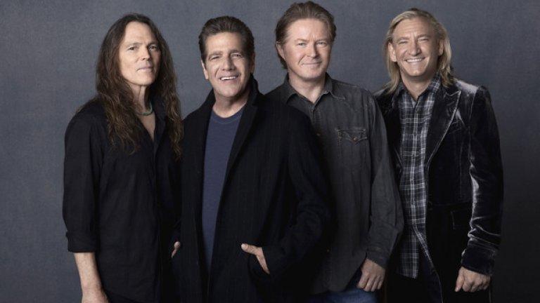 """The Eagles - Farewell 1 Tour (2005)  Авторите на Hotel California подходиха хитро с наименованието """"Прощално турне 1"""" и признаваха, че може и да не ги видим отново на пътя, но може пък и да ги видим. """"Колкото по-дълго продължава това, толкова по-добре зазвучават песните"""", беше отбелязал певецът и китарист Глен Фрей. """"Има известна честност в това да назовем турнето Прощално 1 със загатването, че Прощално 2 ще последва скоро"""".  Преди 3 години Фрей почина, но дори това не спря легендарните калифорнийци и сбогуването с публиката продължава и днес. Те наскоро обявиха американско турне за 2020-а с оркестър и хор."""