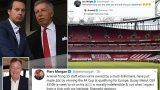 Собственикът на Арсенал Стан Крьонке е увеличил богатството си с почти 350 милиона евро през последната година и вече състоянието му възлиза на почти девет милиарда евро.