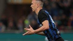 След като Перишич изравни за Интер, домакините опитаха да направят пълен обрат, но накрая и Рома можеше да измъкне трите точки